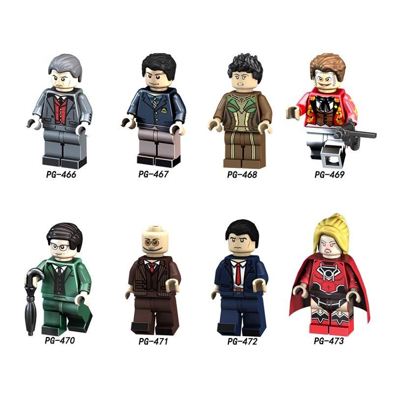 Aufrichtig Einzel Einem Stück Roronoa Zoro Affe D. Luffy Mr. Bean Beckham Baby Spielzeug Legoings Action-figuren Geschenke Bausteine Spielzeug Kaufen Sie Immer Gut