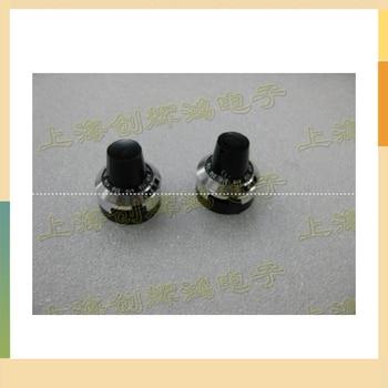 The potentiometer knob scale of WXD3-13 lock 3590S 4X6X6.35mm WXD3 hat