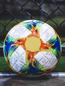Women cup Match Football Official Size 5 Soccer Ball 2019 PU Premier Football Ball