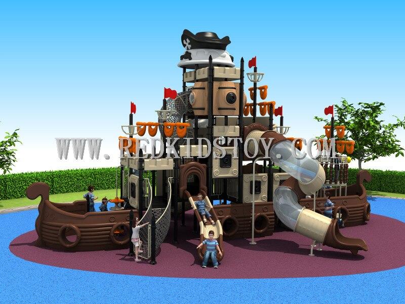 junto al mar juegos infantiles exterior de calidad superior exterior barco pirata hza