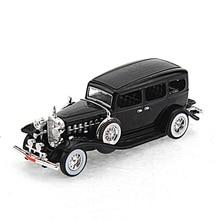 1:43, ретро моделирование, 1943, Cadillac V16, Классическая коллекция автомобилей, игрушка, сплав, литье под давлением, модель автомобиля