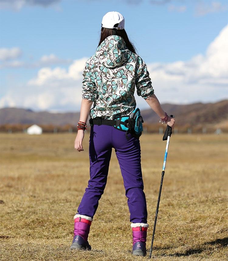 Hiking pants AD021 Model Show 2