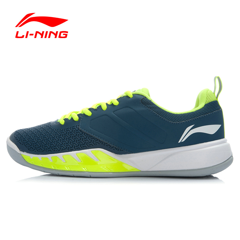 Li-Ning Men Men Tennis Shoes Trainning Breathable Anti-Slippery Hard-Wearing Support Sneakers Sport Shoes   ATTJ017 XYW008 original li ning men professional basketball shoes