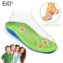 pieds coussinets enfants orthèses