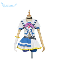 Love Live Sunshine Aqours Mari Ohara Cosplay Costume Stage Performence Clothes Perfect Custom For You