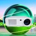 2016 Горячий Новый Best 25-300 дюйм(ов) Проектор 4500 Люмен Поддержка Full HD 1920*1080 P СВЕТОДИОДНЫЙ Проектор с HDMI Домашний Кинотеатр Proyector