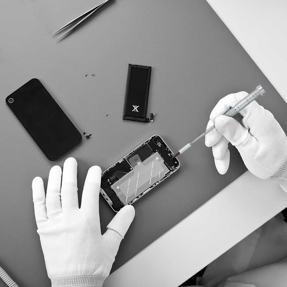 Набор отверток 61 в 1 Магнитная отвертка набор наконечников для телефона Электроника Сделай Сам набор ручных инструментов для ремонта
