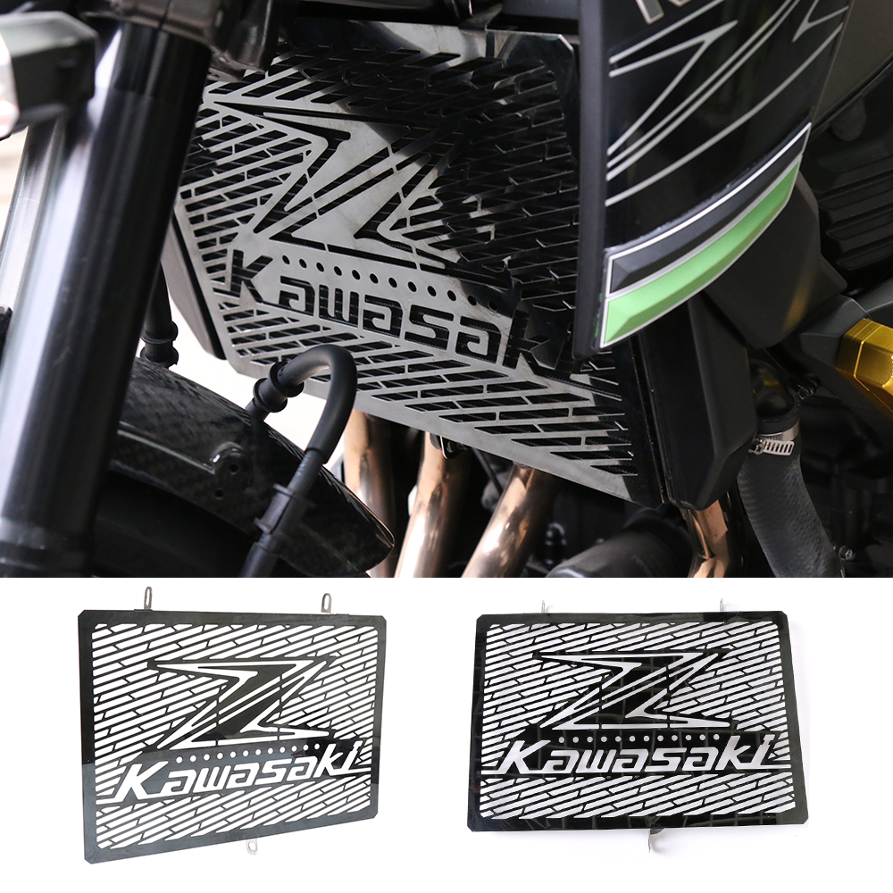 SEPP Motorcycle Radiator Grille Guard Gill Stainless Steel Cover Protector For KAWASAKI Z800 Z1000 Z1000SX Z750 ZR800 motorcycle radiator grill grille guard screen cover protector tank water black for bmw f800r 2009 2010 2011 2012 2013 2014
