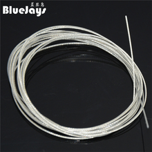 Fishing steel wire Fishing lines 50m-8m max power 7 strands super soft wire lines Cover with plastic Waterproof free shipping