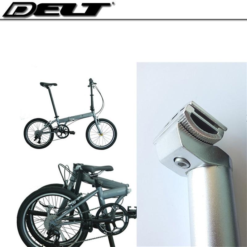 12/14/16/18/20 düymlük qatlanan velosiped Velosiped oturacaq - Velosiped sürün - Fotoqrafiya 5
