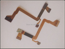 FREE SHIPPING! NEW Video Camera Repair Parts For Panasonic SDR-S26 SDR-H80 SDR-H90 S26 H80 H90 LCD Flex Cable