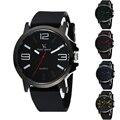 1pc Big Dial Men male student Watches wrist clocks Military Quartz Sports Wristwatches fashion Gift Army Relogios Masculino H3