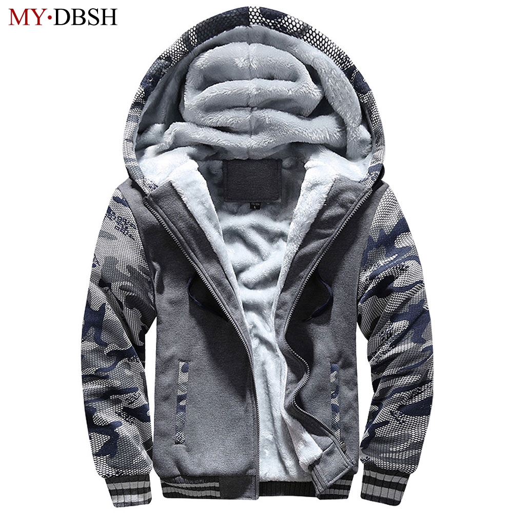 New Arrival Autumn Winter Fashion Thick Velvet Soft Warm Sweatshirt Men Set Patchwork Casual Hoodies Tracksuit Mens Sweat