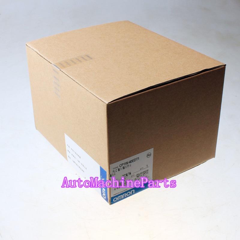 1PC New in Box For Omron CP1W-40EDT1 CP1W40EDT1 PLC Module1PC New in Box For Omron CP1W-40EDT1 CP1W40EDT1 PLC Module