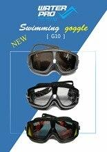 Water Pro G10 Mirror Swimming Goggles Swim Eyewear Anti-fog Large Frame Goggles