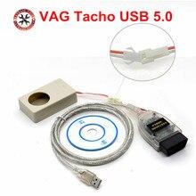 Vagtacho USB Sürüm V 5.0 VAG Tacho NEC MCU 24C32 veya 24C64 En Iyi Fiyat ile VAG Tacho