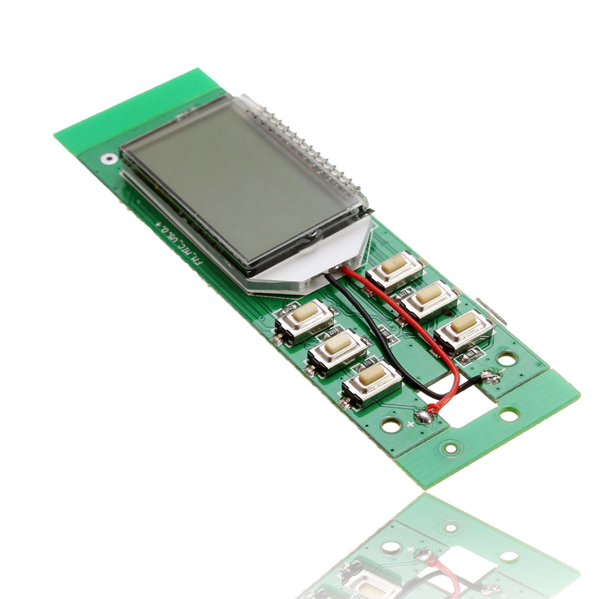 Hot Sale Electric Fm Launch Module Wireless Microphone Circuit Radio Board Computer Audio Transmitter Modules In Demo From Office