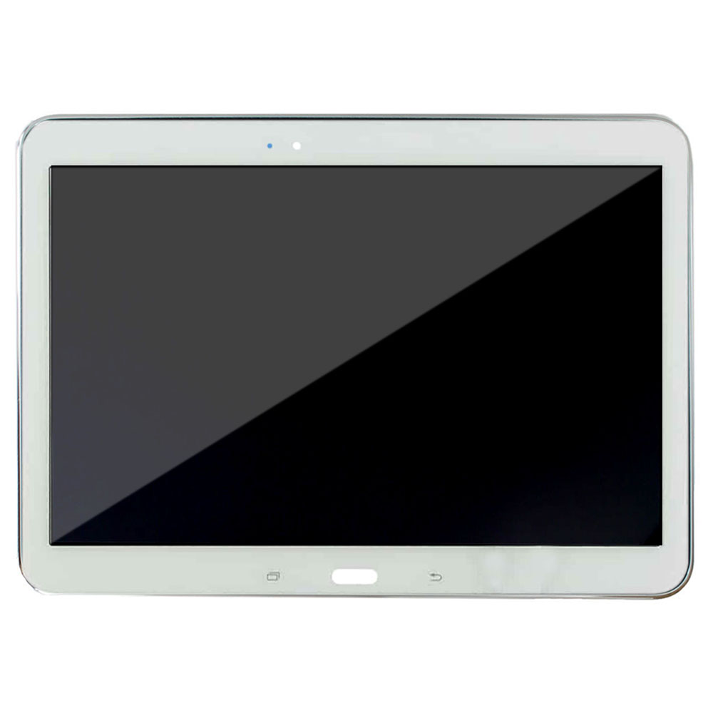 White Touch Screen Digitizer+Adhesive Samsung Galaxy Tab 4 10.1 SM T530 T530NU