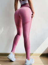 Women Seamless Leggings Push Up Yoga Pant Tummy Control Sport Trouser Workout Running Pant High Waist Stretch Gym Legging yellow