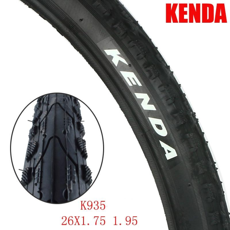 Kenda Bicicletas neumático 26*1.95 26*1.75 MTB BMX Discos de neumáticos 26 neumático ultraligero k935
