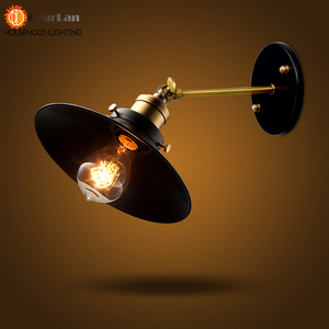 Image 3 - مصباح جداري عتيق أمريكي مصابيح سريرية للإضاءة الداخلية مصابيح جدارية كلاسيكية لغرفة القراءة وغرفة النوم والمنزل شحن مجاني (BG 70)