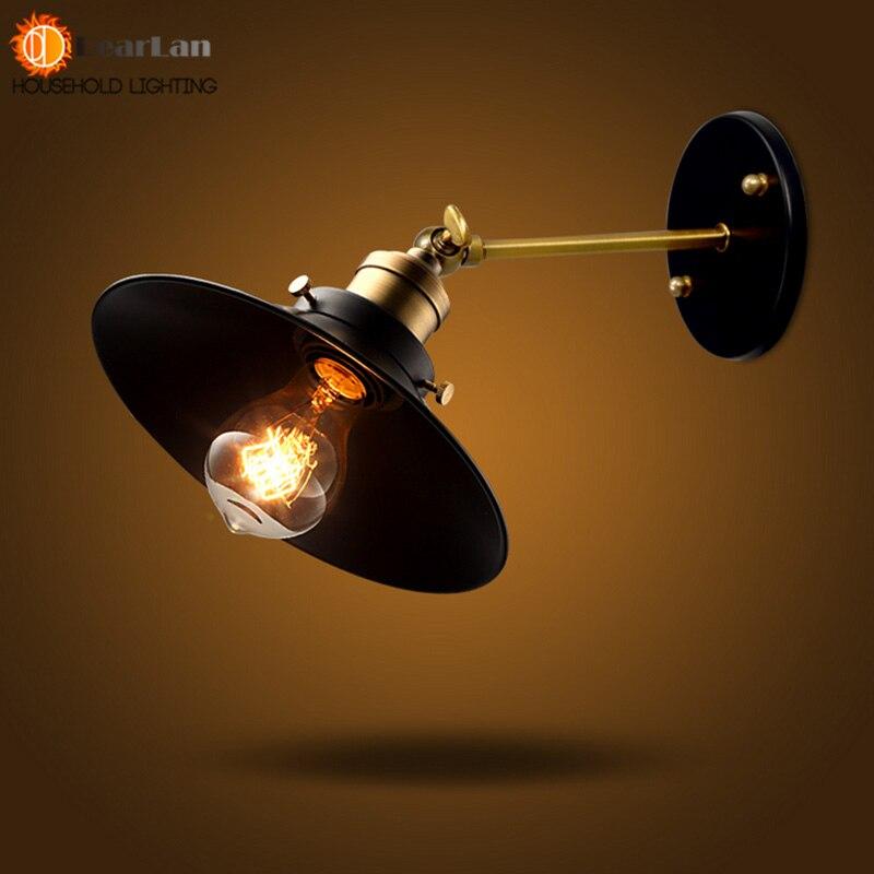 Lâmpadas de Parede de cabeceira retro luzes de Características : Vintage Wall Lamp