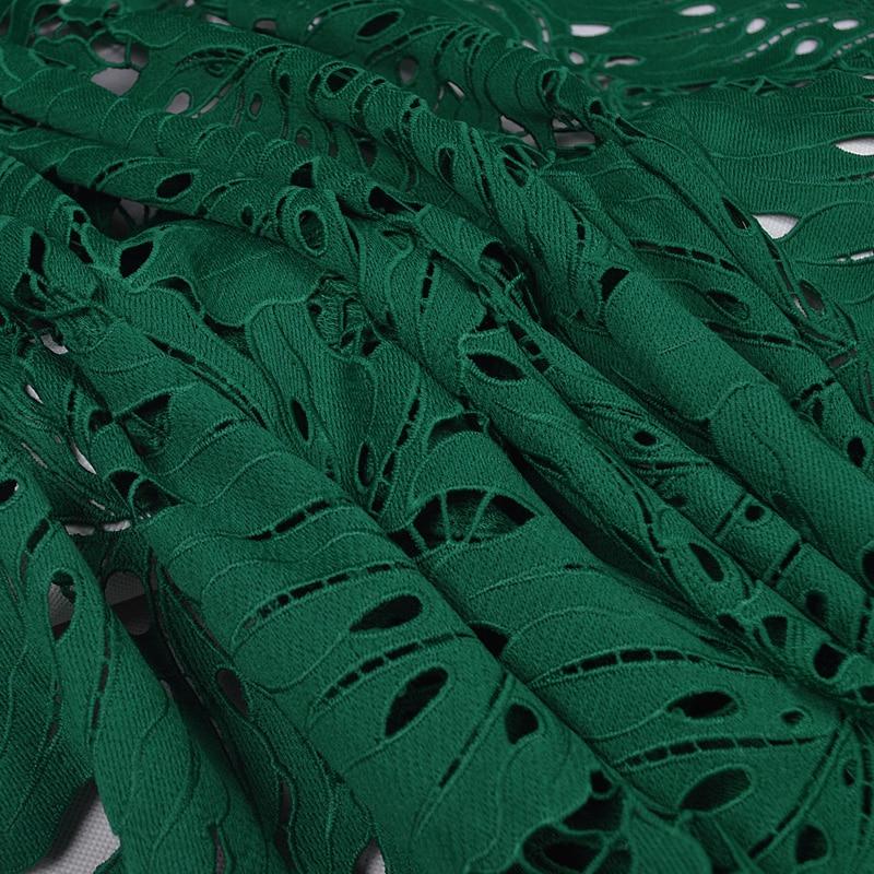 2019 Afrika swiss renda kain berkualiti tinggi tulle renda tulle - Seni, kraf dan jahitan - Foto 4