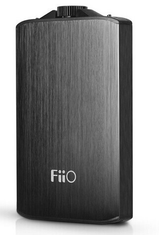 FiiO A3(E11K) OPA1642+AD8397 HiFi Portable Mini Headphone Amplifier 100% New in Original Box BLACK SILVER fiio a3 silver