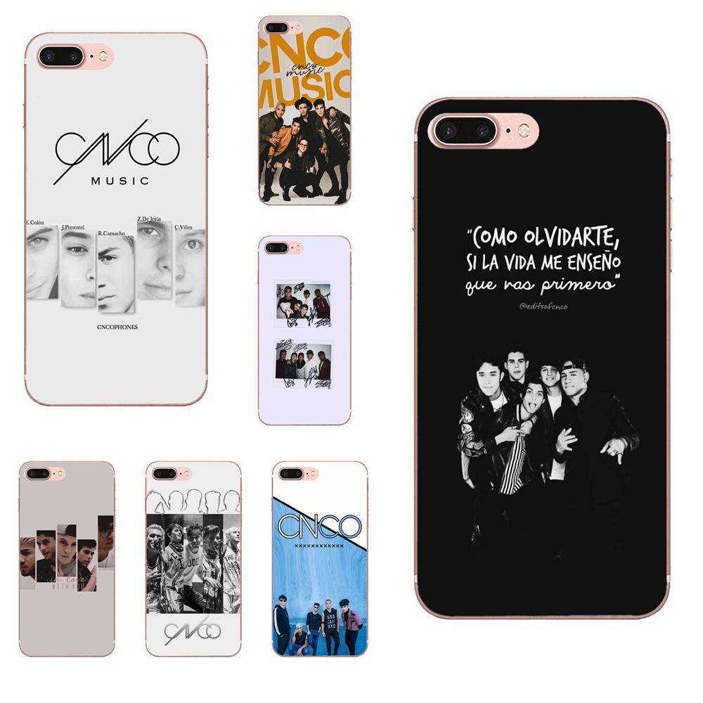 For Apple iPhone 4 4S 5 5C 5S SE 6 6S 7 8 Plus X XS Max XR Phone Cases Cnco Boys