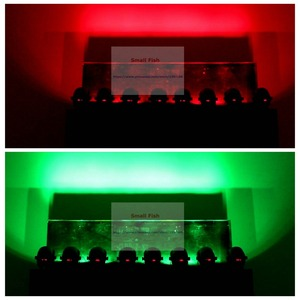 Image 5 - 2020 NEW Arrival Plastic Par Lights 30W RGBW 4IN1 High Brightness COB Par Cans DMX 8 Channel Good For DJ Disco Mini Concert