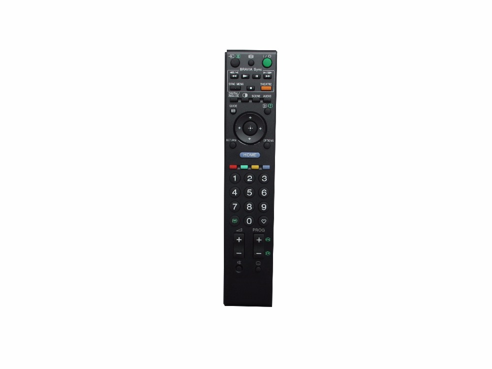 Remote Control For Sony RM-GD030 RM-GD031 BRAVIA LED LCD HDTV TV genuine hongdak rm s1am 1 2 lcd wired remote control camera timer for sony alpha dslr a100 more