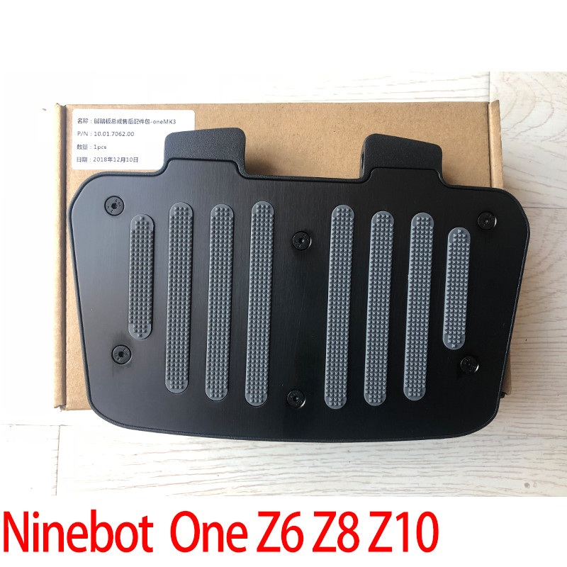 Original Pedal for Ninebot One Z6 Z8 Z10 Self Balancing Wheel Scooter spare parts