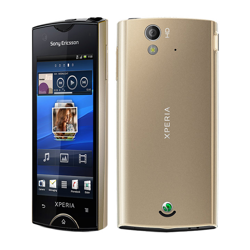 Unlocked Original Sony Ericsson Xperia ray ST18i Mobile Phone GPS WIFI 8MP Android Smartphone Refurbished