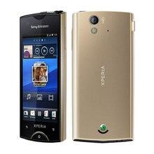 Unlocked orijinal Sony Ericsson Xperia ray ST18i cep telefonu GPS WIFI 8MP Android akıllı telefon için yenilenmiş