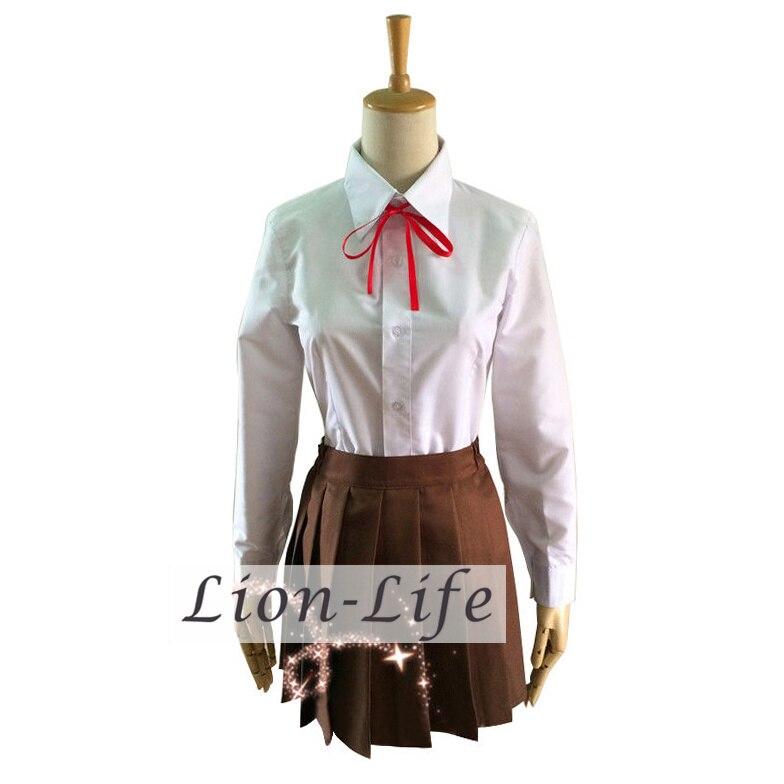 Danganronpa 3 lado  desesperación mikan tsumiki Sonia uniforme escolar  Cosplay traje en Disfraces anime hombre de La novedad y de uso especial en  ... 04936d940c4c