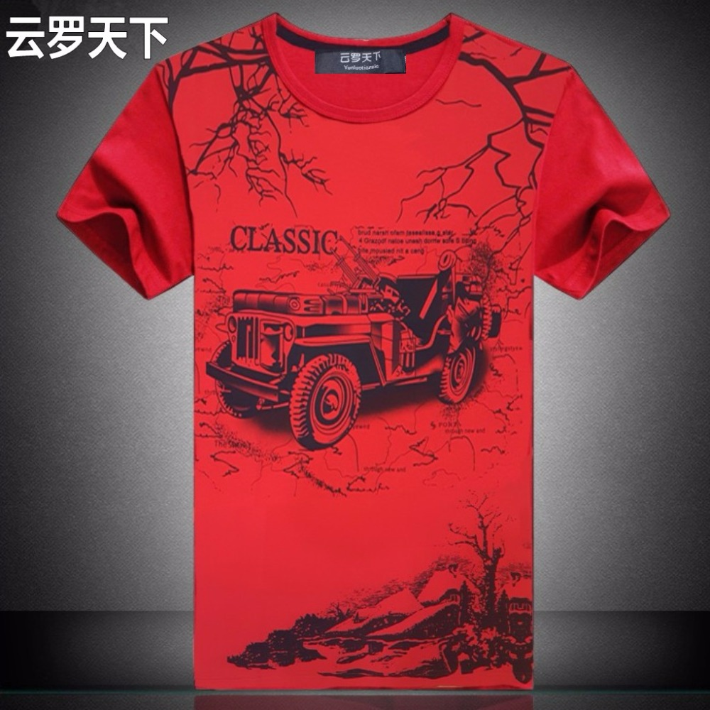 autumn shoes retail prices lovely luster US $23.23 29% OFF|Free shipping brand cotton big plus size 4xl 6xl 8xl  wholesale factory o neck short sleeve t shirt men mens tshirts with car-in  ...