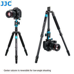 Image 3 - JJC Profesyonel Kamera tutucu mini Tripod DSLR Esnek Standı Topu Kafa için Taşınabilir Monopod Canon/Nikon/Sony/ fujifilm/Olympus