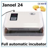24 Egg Digital Incubator High Hatching Incubator New Incubation Equipment Chicken Bird Goose Poultry Machine
