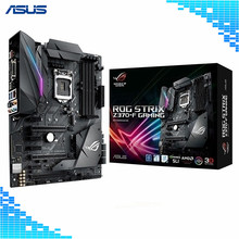 Asus ROG STRIX Z370-F GAMING Socket LGA 1151 Desktop Motherboard