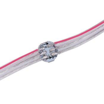 50x WS2812B Pre-saldato Led Con Filo 5 V WS2812 Wire Indirizzabile Idividually HA CONDOTTO Il Modulo Stringa Pannello Hot