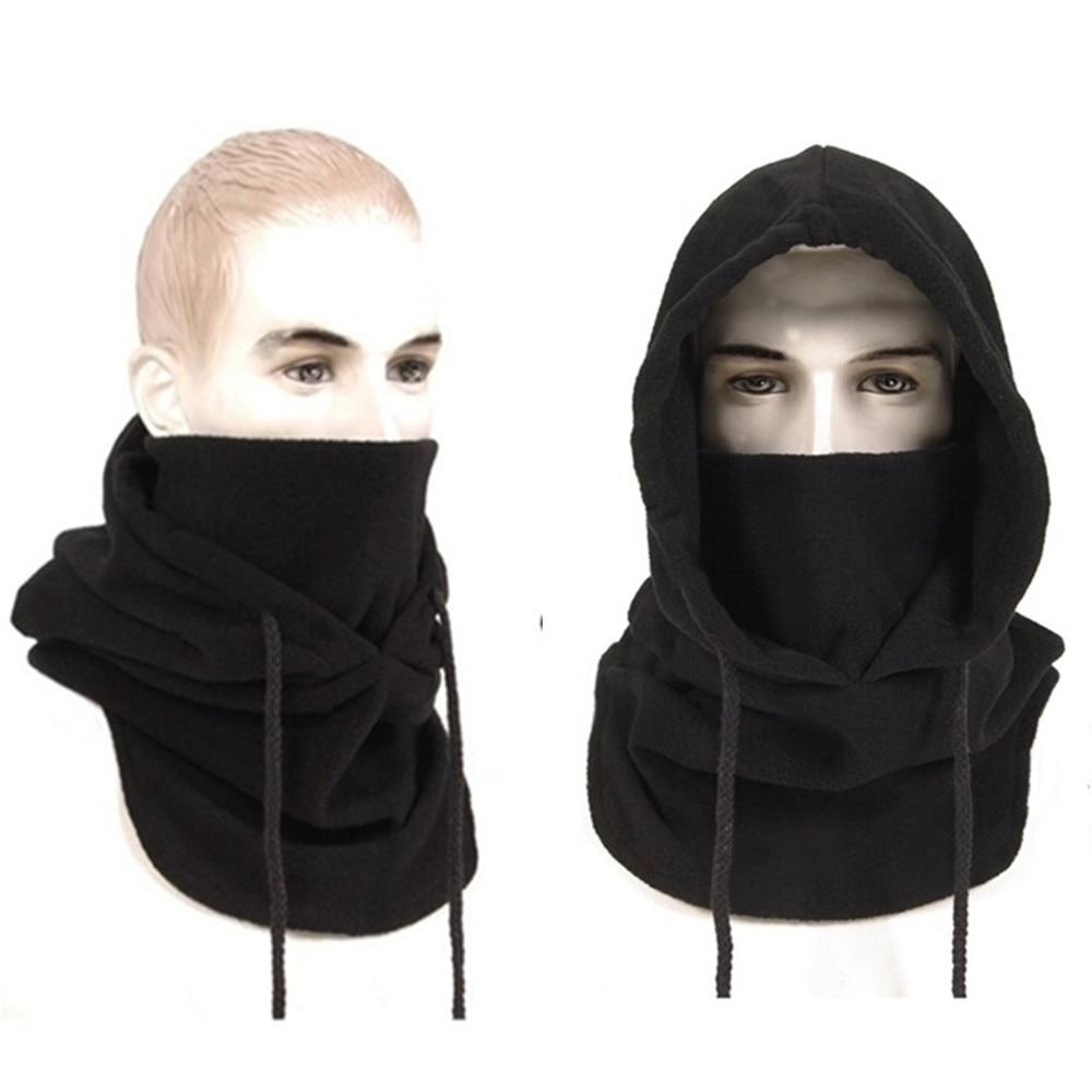 Windproof Balaclava snowboard Skullies Beanies for Men Women Full Face Mask Winter Hat Breathable Balaclava winter men's hat