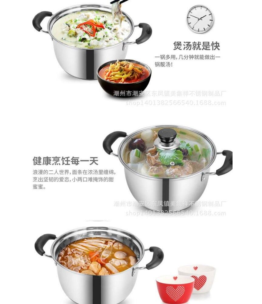 cozinhar panelas multi-purpose pan antiaderente uso geral