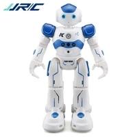 Em Estoque! JJR/C JJRC R2 USB de Carregamento Dança Robô de Brinquedo RC Controle Gesto Azul Rosa para As Crianças Crianças Presente de Aniversário presente