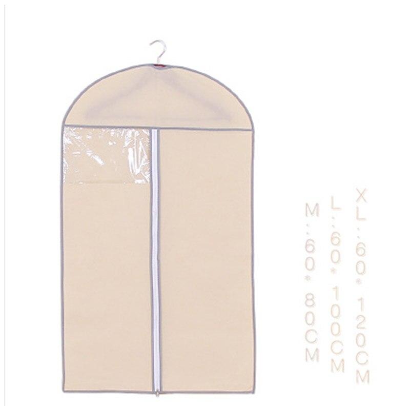 Toz geçirmez çanta Kalınlaşmak dokunmamış Elbise toz kapağı - Evdeki Organizasyon ve Depolama - Fotoğraf 4