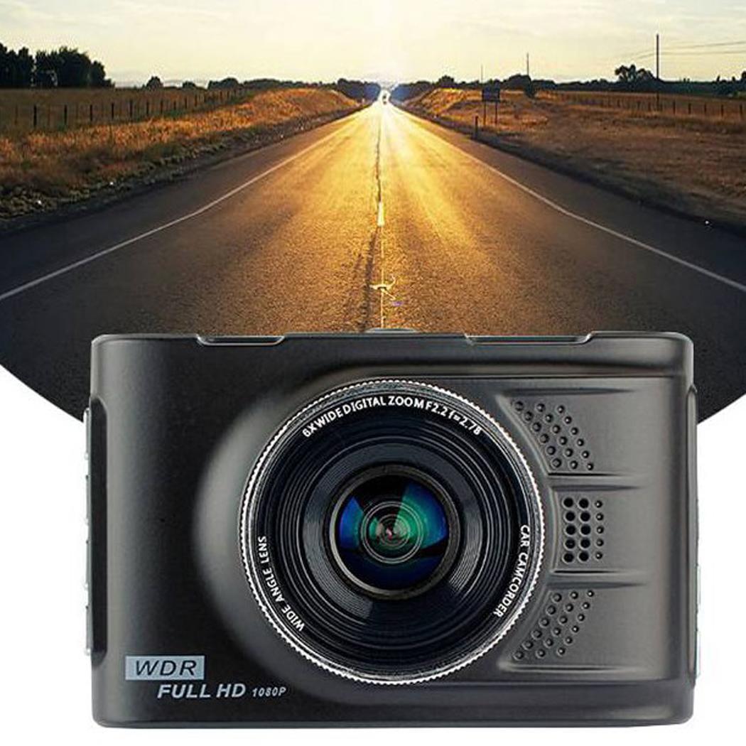 DVR Car-Dvr Driving-Recording Car-Rearview-Mirror Dash-Cam 1080P 3inch