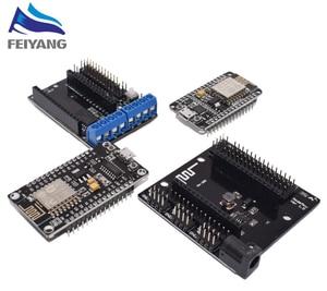 Image 1 - 10pcs ESP8266 CH340G CH340 G NodeMcu V3 Lua Wireless WIFI Module Connector Development Board CP2102 Based ESP 12E Micro USB