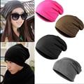 Fashion Women Winter Autumn Reversible Beanie Caps Knit Hat Men Thin Bonnet Cap Hip-hop Skullies Warm Unisex Cap Male Hat Cap