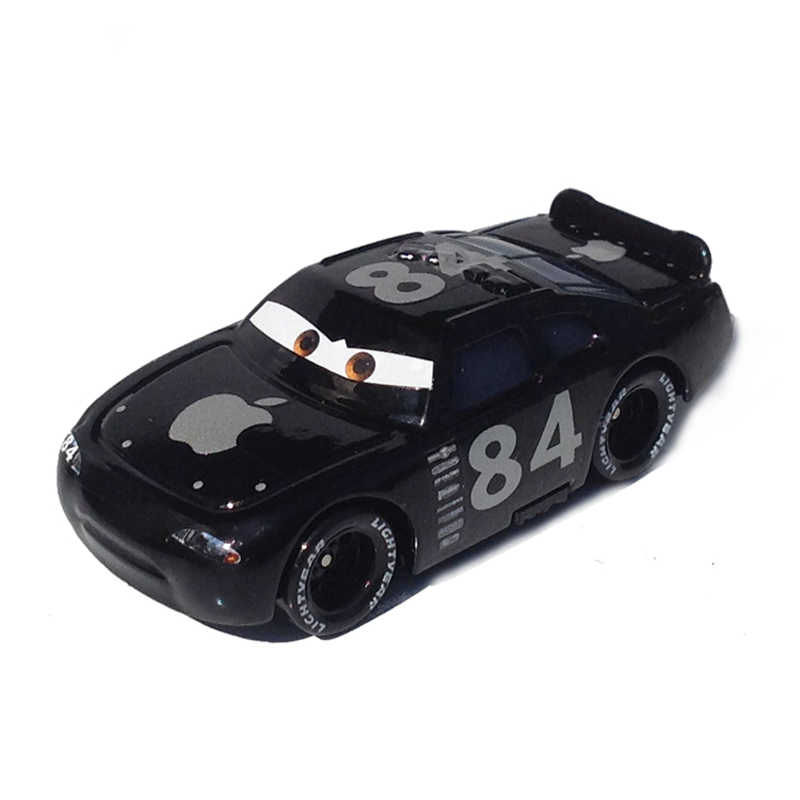 דיסני פיקסאר רכב צעצועי לבן אפל מאק הדוד משאית 1:55 Diecast מתכת סגסוגת רכב דגם דמויות