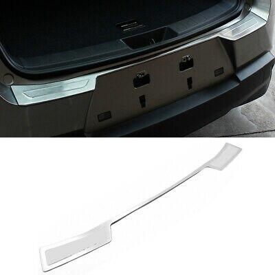 Garniture de seuil de protection de pare-chocs arrière extérieur en acier 1 pièces pour Lexus UX UX200 UX250h 18-19