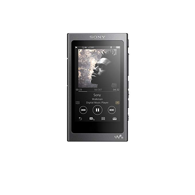 Used, Sony NW-A35 16GB Walkman - Digital Music Player with Hi-Res Audio